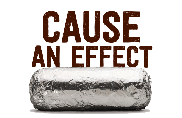 Chipotle fundraiser for Take Flight